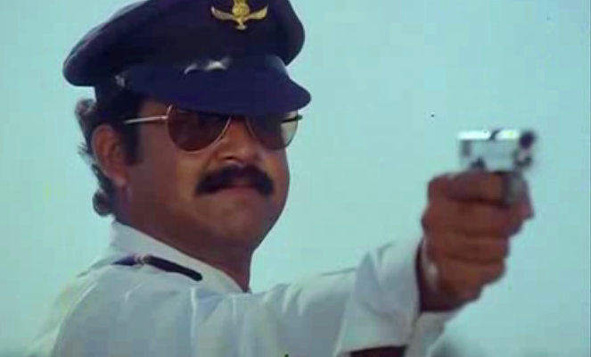 Check Out These Thrillers Of Mohanlal
