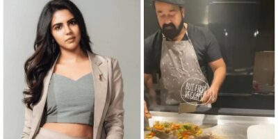 Mohanlal Becomes Chef For Friends