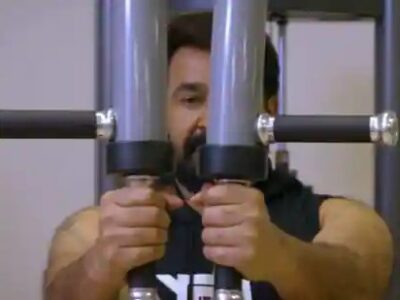 Latest Mohanlal Workout Video Is Inspiring