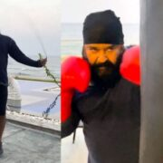 Mohanlal Latest Workout Video Goes Viral